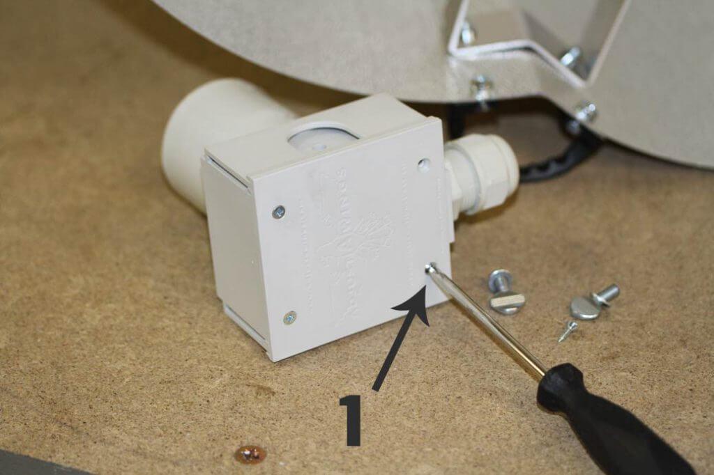 Adjust-A-Wing Reflektor Anschlissen
