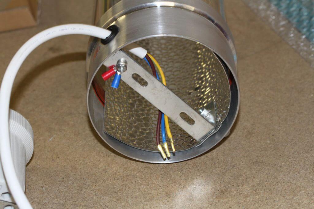 Cooltube Reflektor Kabel